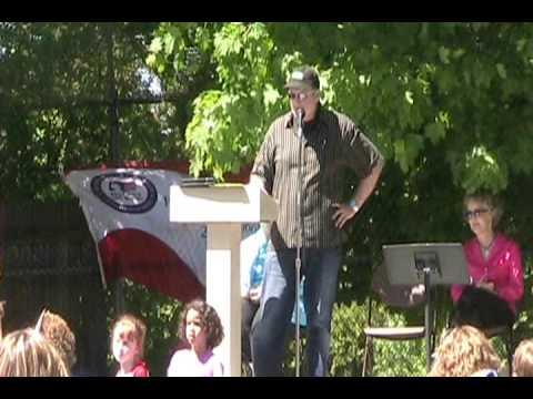 Doug Clark: Speech Franklin Elementary School Centennial