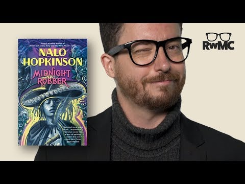 Reading with Matt Cherry - Ep. 4 - Midnight Robber by Nalo Hopkinson - A BookTube series