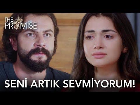 Seni artık sevmiyorum! | Yemin 76. Bölüm