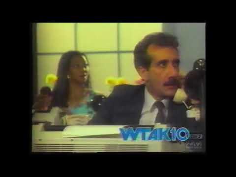 WTAK10 AM1000   Television Commercial   1990   Huntsville Alabama