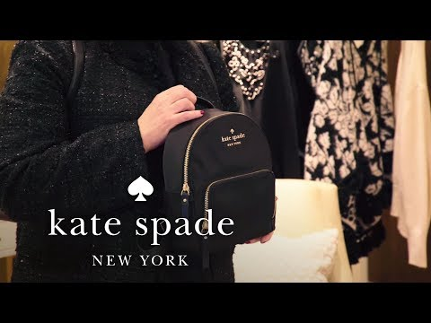small backpacks and crossbody bags | talking shop | kate spade new york