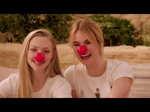 Lily James and Amanda Seyfried Spill Their Deepest, Darkest nose Secrets