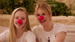 Lily James and Amanda Seyfried Spill Their Deepest, Darkest (nose) Secrets