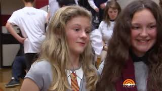 Parkside School segment on the TODAY Show aired 11.01.18