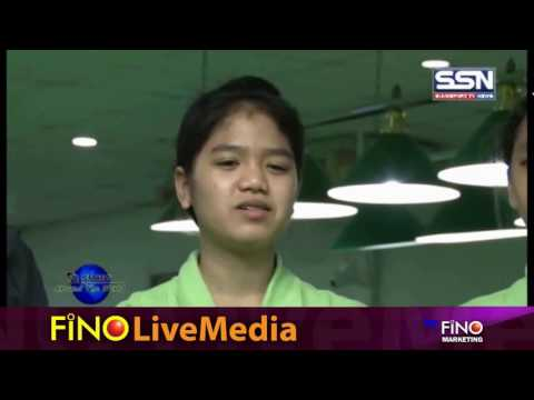 FINO in Q Sport Around The World on SSN (Siam Sport TV News Channel) - Part 3
