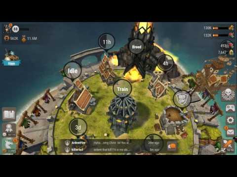 War Dragons: Guild Leader 101