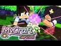 Flower 39 S Garden SECRET MyCraft Family Minecraft Survival Ep 3 mp3