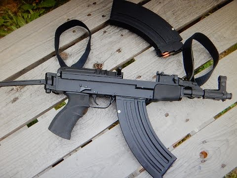 VZ 58 with 7.5 inch Barrel