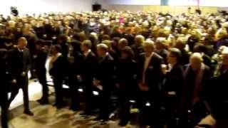 Charb Obsèques 16 01 2015 Pontoise