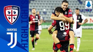Cagliari 2-0 Juventus | Decidono il giovane Gagliano e Simeone! | Serie A TIM