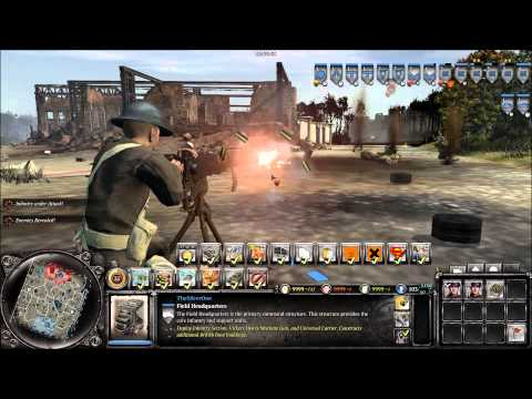 Company of Heroes 2: Maxim vs Vickers