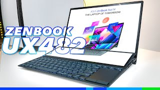 Laptop cho Dân sáng tạo! - Đánh giá Asus Zenbook UX482
