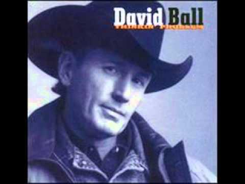 David Ball - When the Thought of You Catches Up With Me