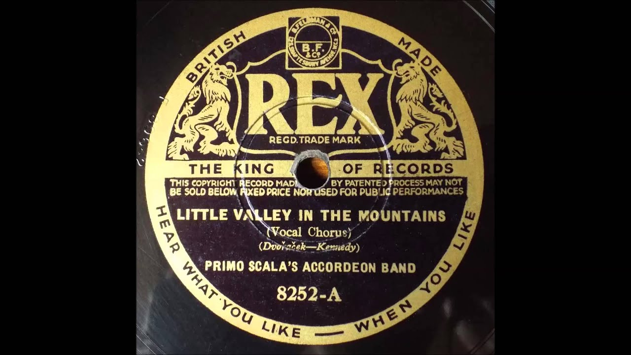 Little Valley in the Mountains, Primo Scala's Accordion ...