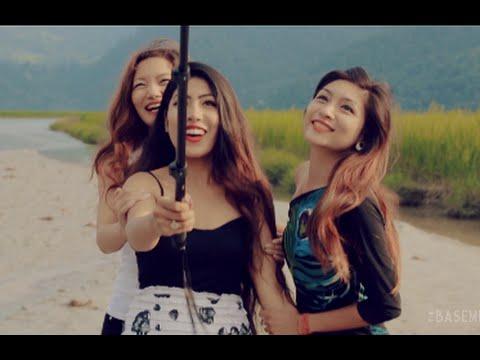 Yei Ho - Sasheet K.C. & Anjan Dallakoti (Official Music Video + Mp3 Download)