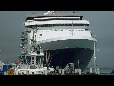 Cruise New Zealand -  Australia  Onboard MS Maasdam 2017 -2018