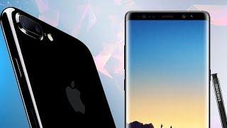 5 tính năng trên Galaxy Note 8 khiến người dùng iPhone GHEN TỊ !!!