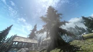 Skyrim - RealLike ENB - Riverwood - Ultra High, 280X