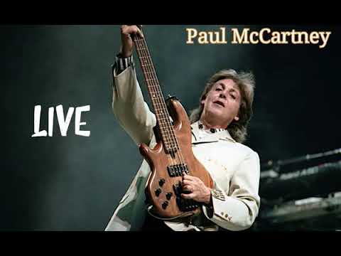 Paul McCartney - Live in concert at King's Dock in Liverpool 1990 - Radio Broadcast