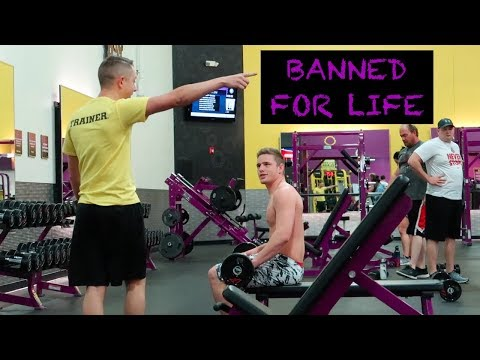Breaking All the Rules at Planet Fitness (Gone Wrong)
