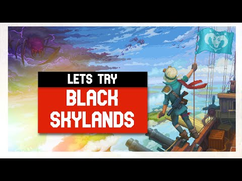 lets try Black Skylands Playtest |