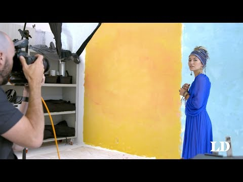 Lauren Daigle - Photo Shoot Behind The Scenes