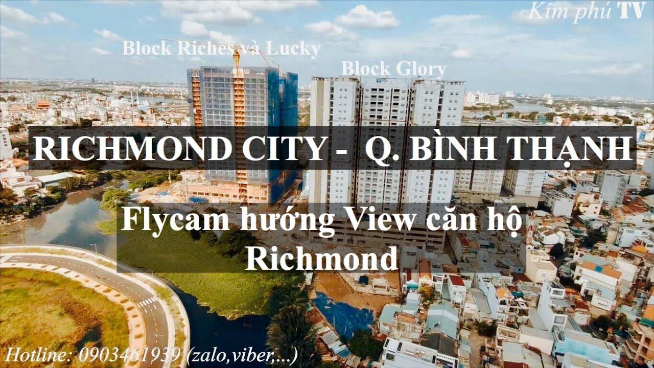 Căn hộ Richmond City – Hưng Thịnh Q. Bình Thạnh   Toàn cảnh richmond, giao nhà tháng 2-2020