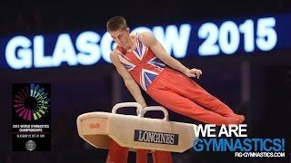 2015 Artistic Worlds - Supersonic Men  - We are Gymnastics !