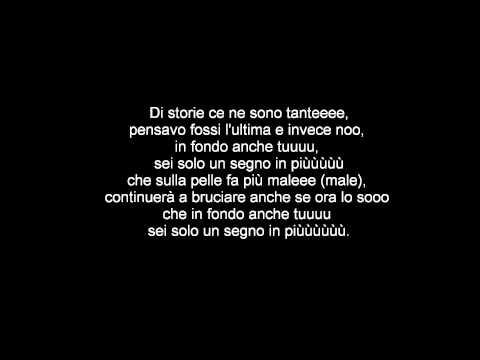 l'amore eternit Fedez ft. Noemi (lyrics)
