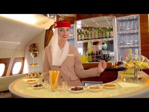 Emirates A380 2 classes