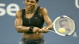 Серена Уильямс - мужик-транс \ Serena Williams is a transgender