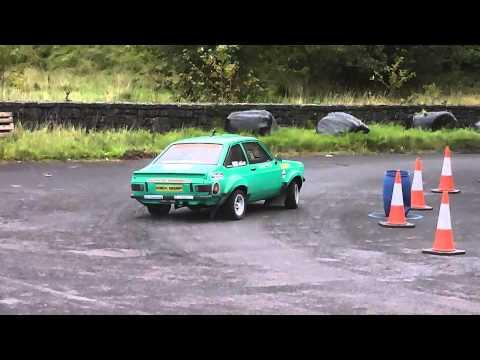 Saehan Sprint 2013 - Mk2 escort - Enda Haran