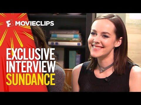 'Lovesong' Sundance Cast Interview (2016) Variety