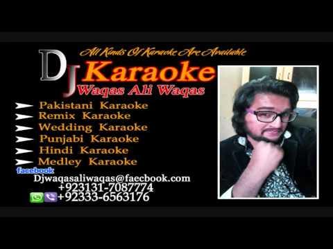 Gol gappay wala aaya Karaoke Ahmed Rushdi