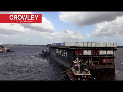 Crowley and FEMA Accelerate Relief Aid to Puerto Rico