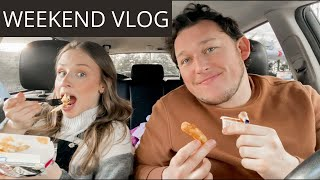 Weekend Vlog: Thrifting, Easter Sunday, and A Special Moment With a Stranger!