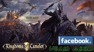 Kingdoms of Camelot 🎮 Juego de Estrategia Gratis 🎮 para PC en Facebook Gameroom