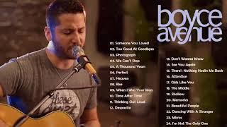 Boyce Avenue Greatest Hits Full Album   Best Songs Of Boyce Avenue