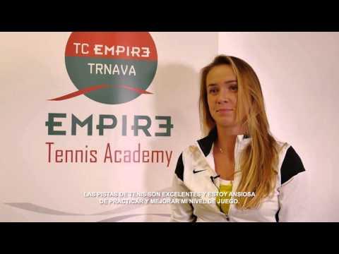 EMPIRE Tennis Academy: Entrenando en el corazón de Europa