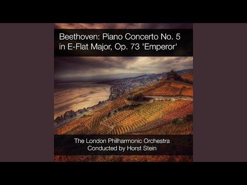 Piano Concerto No. 5 in E-Flat Major, Op. 73: I. Allegro