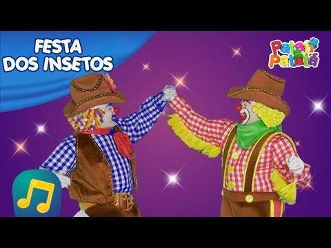 Patati Patatá - Festa dos Insetos  (DVD Coletânea de Sucessos Vol.2)