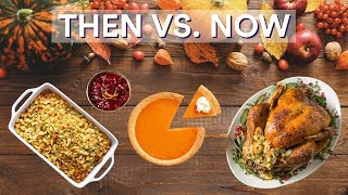 The Evolution of Thanksgiving Dinner