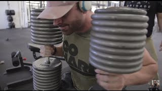 200lb Dumbells part 2 | lol |