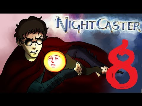 NightCaster: Defeat The Darkness (8): JAFAR?!