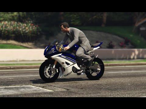 GTA V Mods | Showcases | Yamaha