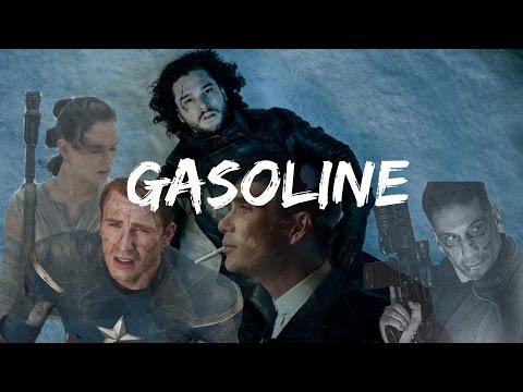 Multi Fandom - Gasoline