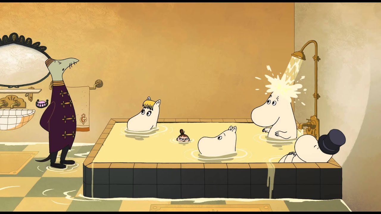 Merlin Wallpaper Hd Moomins On The Riviera Official Trailer Youtube