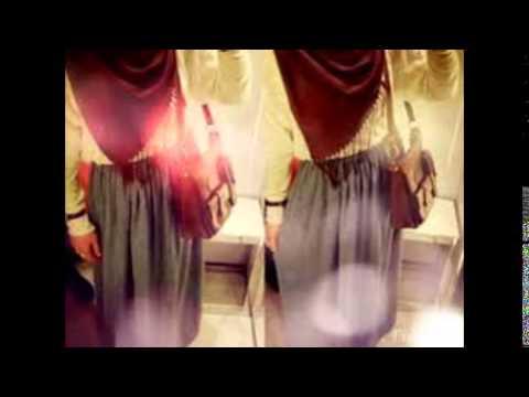 fashion swag girl hijab