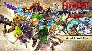 Hyrule Warriors Legends (Grand Travels Map - 100%) : Part 69 - J-6 (#2) / M-6 (#2)