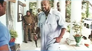 Goons Fighting at Police Station - Meri Hukumat [2011] - Superhit Hindi Dubbed Movie Scene